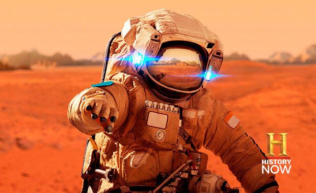 Destino Marte: veja como é a rotina no planeta Vermelho