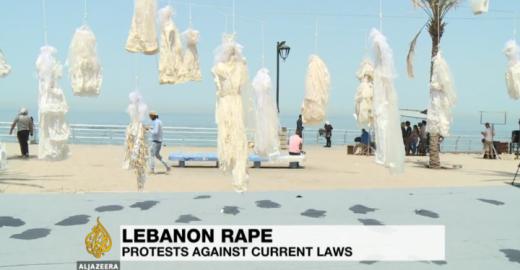Líbano derruba lei que permitia estupradores casarem com vítimas