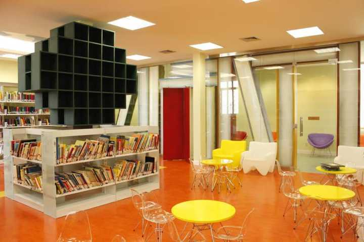 Biblioteca do CCBB