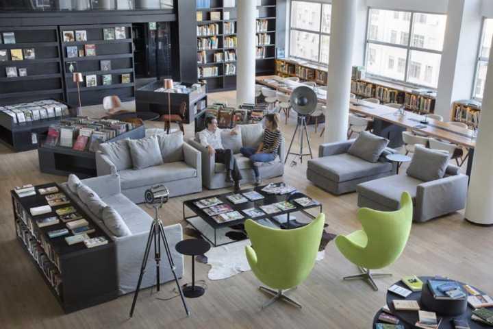 Biblioteca da Maison de France