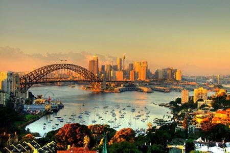 Sidney, na Austrália