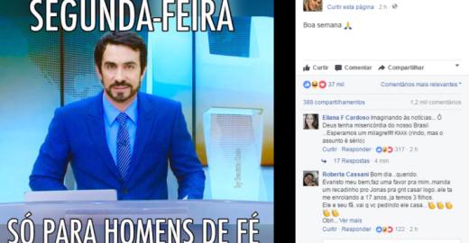 8 momentos do padre Fábio de Melo que bombaram nas redes sociais