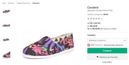 00cf58eea602f Roupas e calçados da Cavalera tem até 70% OFF em loja virtual