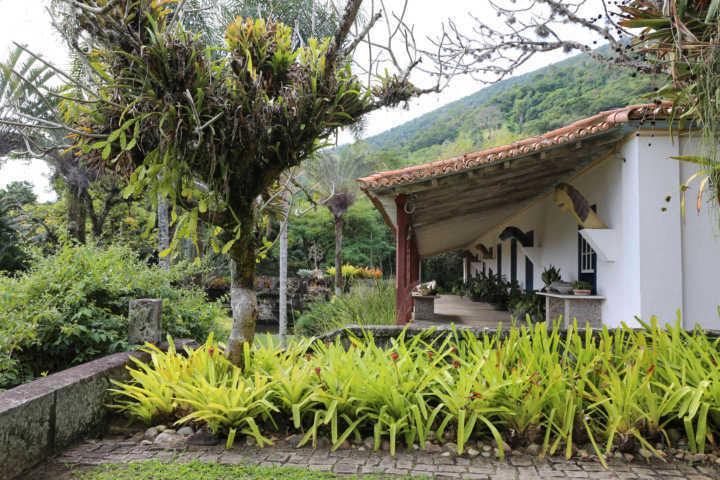 A casa onde Burle Marx Viveu