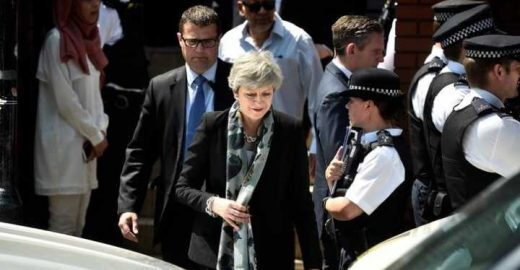 Ataque a fiéis em Londres é visto como terrorista e islamofóbico