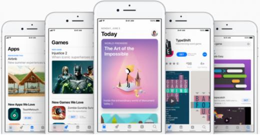 Saiba o que mudou e como ficou o visual da nova App Store!