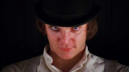 """Laranja Mecânica"", de Stanley Kubrick (1971)"