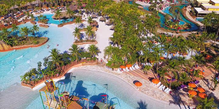 Hot Beach Ol Mpia O Mais Novo Parque Aqu Tico Do Interior