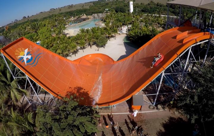 Brasil tem o 4º parque aquático mais visitado do mundo