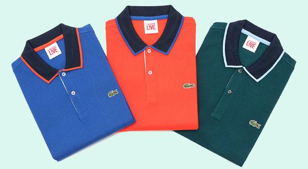 c57244ad004 As camisas polo da Lacoste saem pela metade do preço no Outlet Premium
