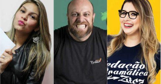 Videoaulas de português e redação para concursos e muito mais