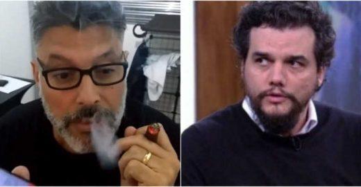 Frota simula ligar a Wagner Moura e avisar de condenação de Lula