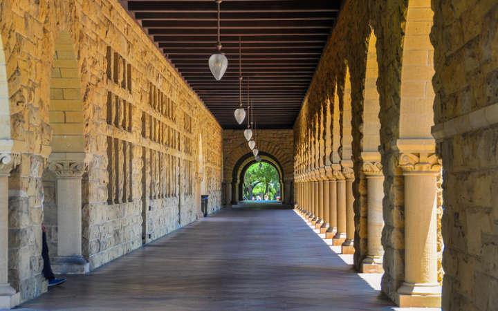 Campus da Universidade de Stanford
