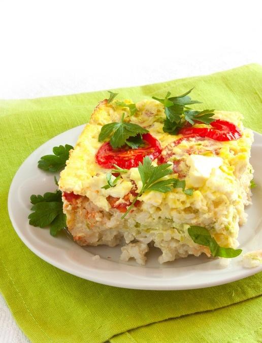 Omelete de forno com legumes: além de delicioso super leve