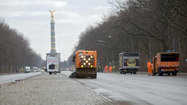 Berlim vai reduzir lixo orgânico de forma estratégica
