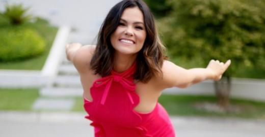 Suzana Alves volta à televisão e diz: 'Venci medos e insegurança'