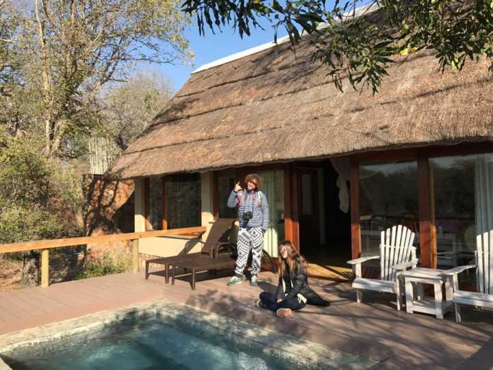 Nosso Lodge no Thornybusg
