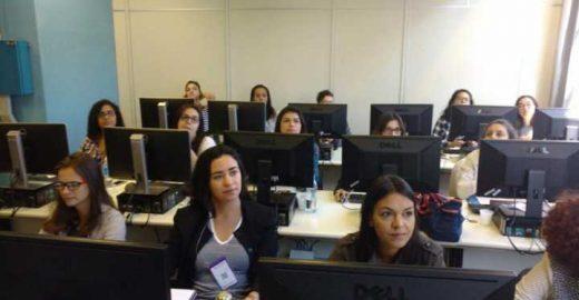 Curso de programação para mulheres está com inscrições abertas