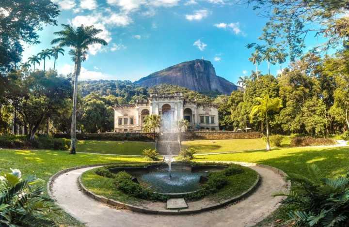 Parque Lage é um dos espaços mais lindos do Rio