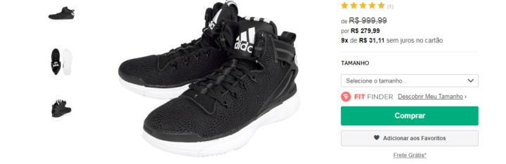312e7398cd4 Roupas e tênis da Adidas tem até 72% desconto em loja virtual