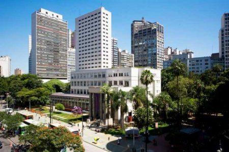 Que tal conhecer a Biblioteca Mário de Andrade?