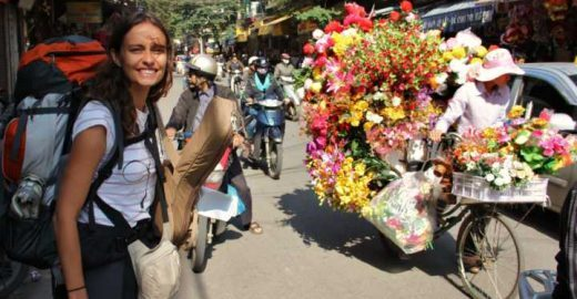 Viajar o mundo sai mais barato que pagar as contas de casa