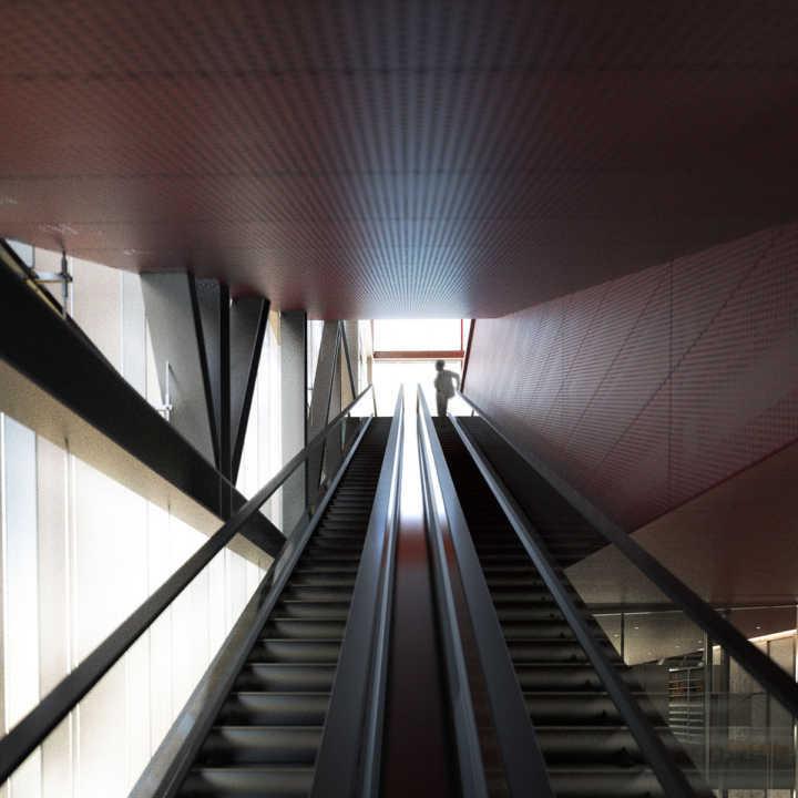 A moderna arquitetura e o clima monumental do Instituto Moreira Salles na Avenida Paulista deixam marcas instantâneas na memória