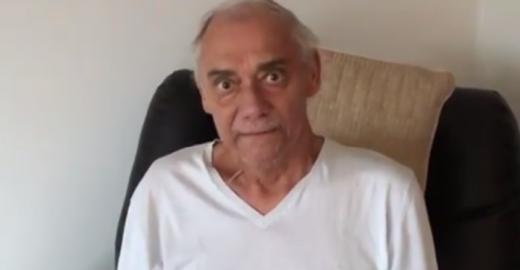 Marcelo Rezende desabafa sobre câncer: 'a cura vai chegar'