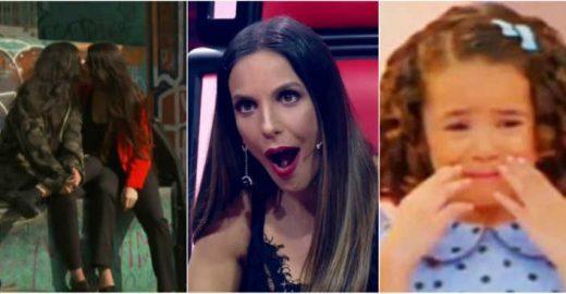#TheVoiceBrasil tem beijo lésbico, Ivete x Claudia Leitte e memes