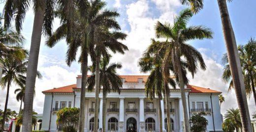 Museu Henry Flagler é visita obrigatória em Palm Beach