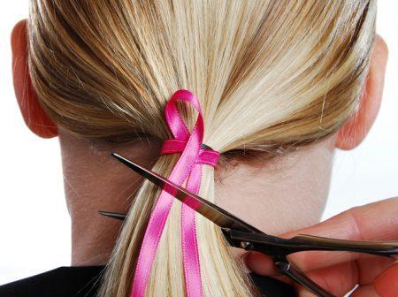 Resultado de imagem para corte cabelo outubro rosa