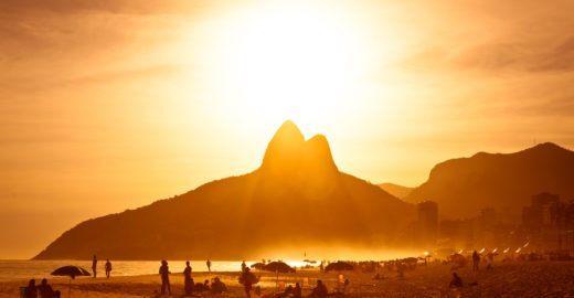 Promoção de passagem aérea para o Rio de Janeiro