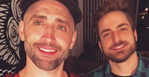Paulo Gustavo faz dois anos de casado e desabafa sobre homofobia
