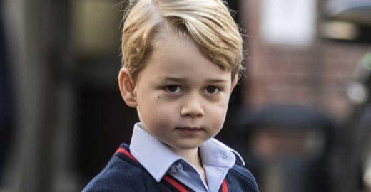 Padre escocês polemiza ao rezar para que príncipe George seja gay