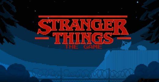 Curte Stranger Things? Olha esse game da série pra Android e iOS!