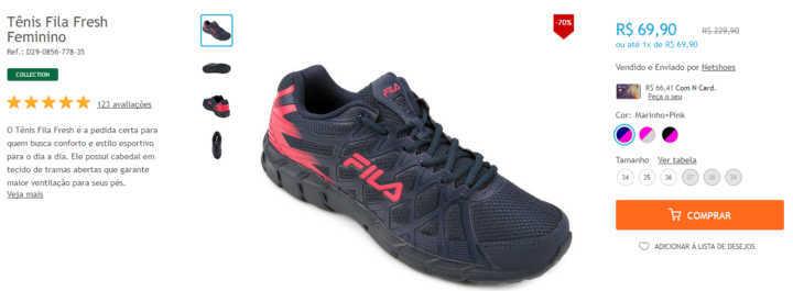 661a188dee8 Garimpe tênis Nike
