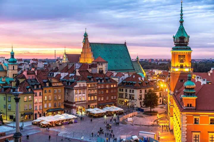 Menos famosa do que outros destinos europeus, Polônia surpreende