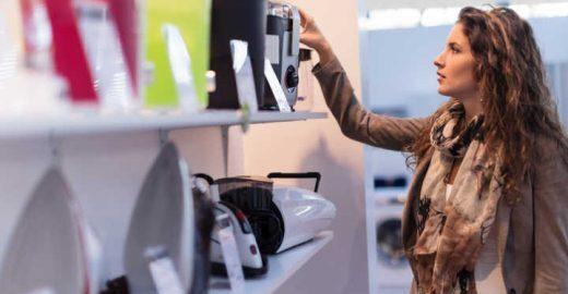 Cyber Monday: FastShop tem smartphones e air fryer até 80% OFF