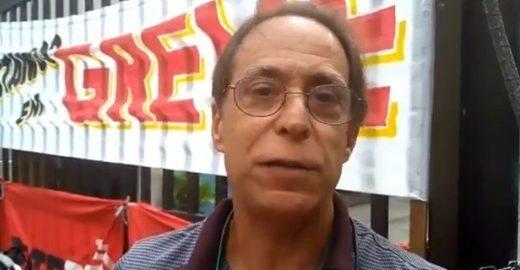 Pedro Cardoso abandona 'Sem Censura' ao vivo por causa de greve