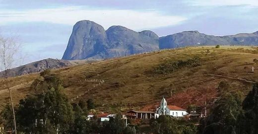 Aiuruoca, um paraíso mineiro 'escondido' na Serra da Mantiqueira