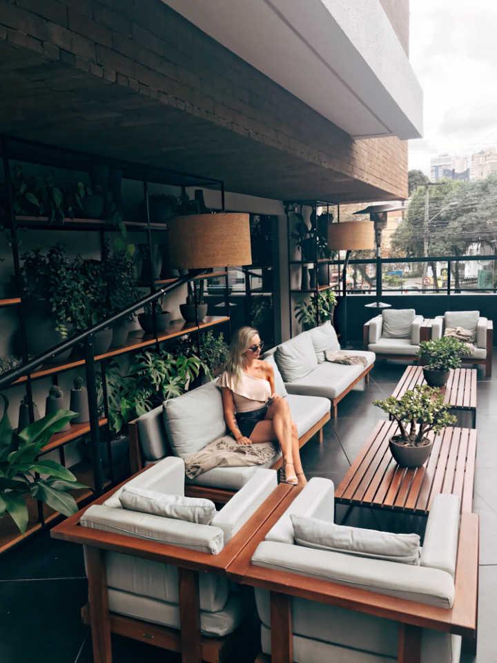Hotel Nomaa, em Curitiba
