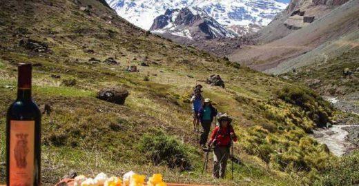 Lodge El Morado, um refúgio encravado nos Andes chileno