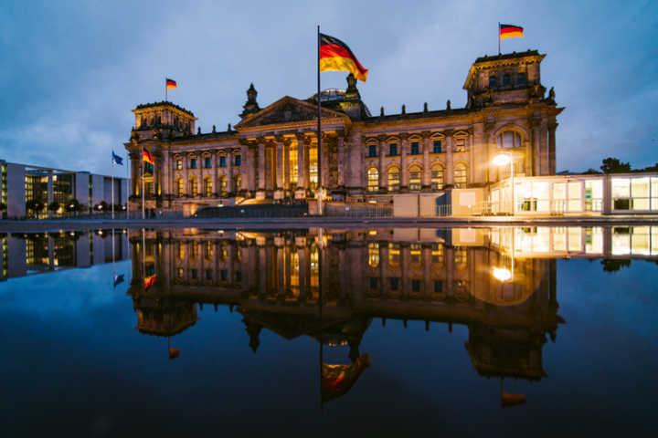 Parlamento alemão (REICHSTAG)
