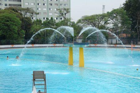 piscina públicas em são paulo