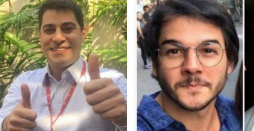 Evaristo Costa prova: namorado de Fátima Bernardes é igual cantor