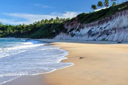 Praia da Pipa, no Rio Grande do Norte