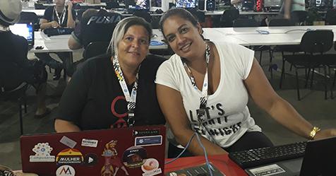 Campus Party alcança 40% de mulheres no evento