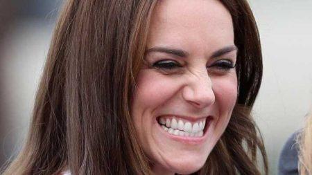 0872d1c4da Crédito  ReproduçãoKate Middleton usou salto proibido pela rainha Elizabeth