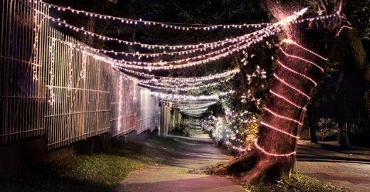 Projeto reaproveita luzes de Natal para iluminar ruas escuras