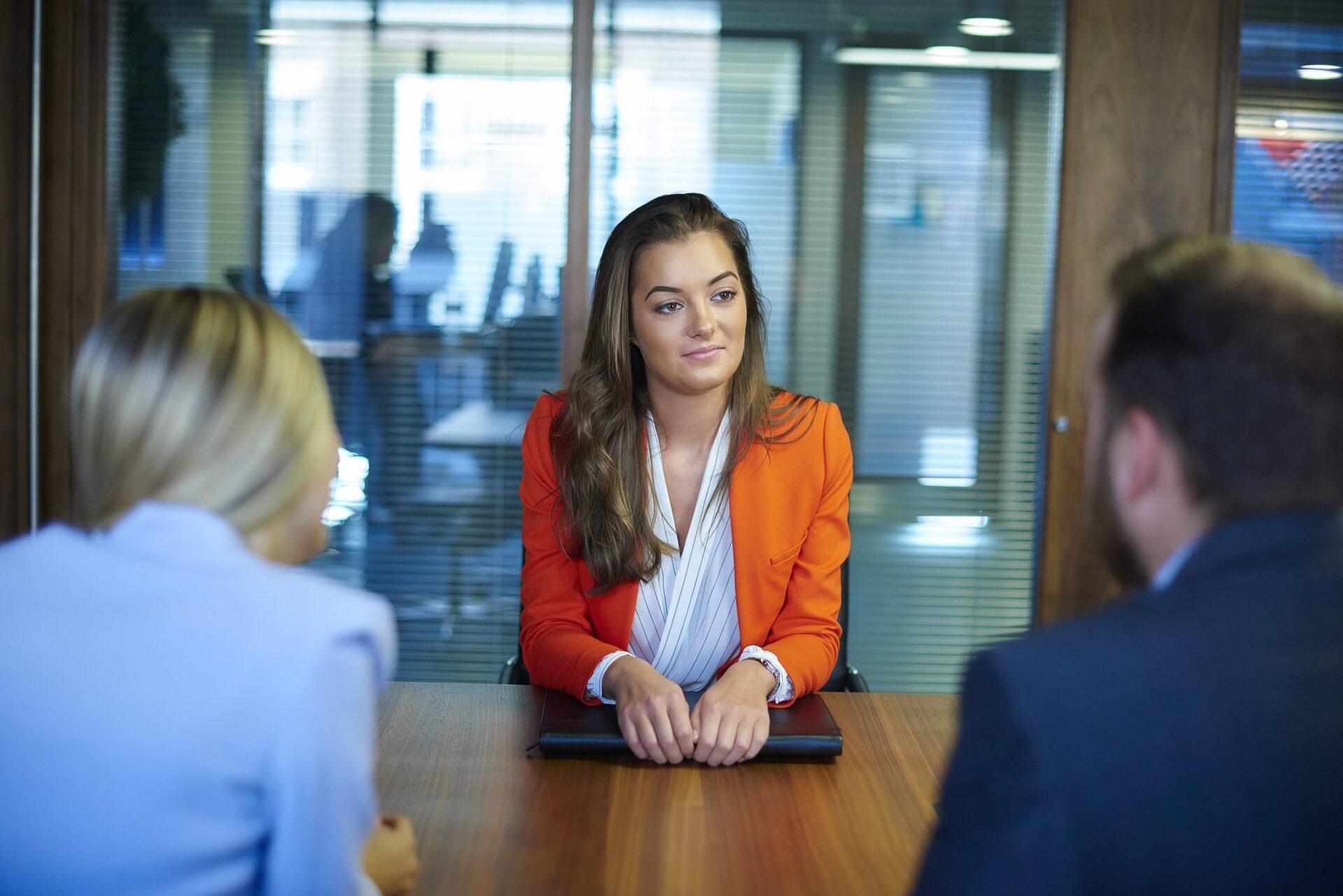 Entrevista de emprego para mexer no Excel